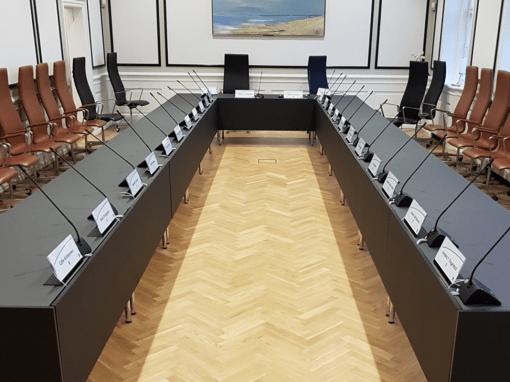 20316 – Byrådssal