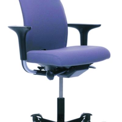 Ergonomisk H05 5200 kontorstol fra Håg med armlæn.